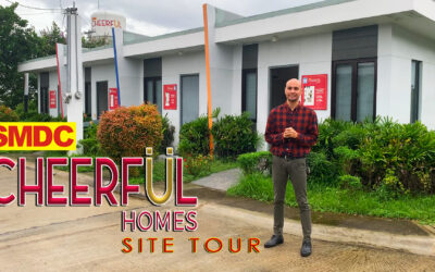 CHEERFUL HOMES SMDC SITE TOUR