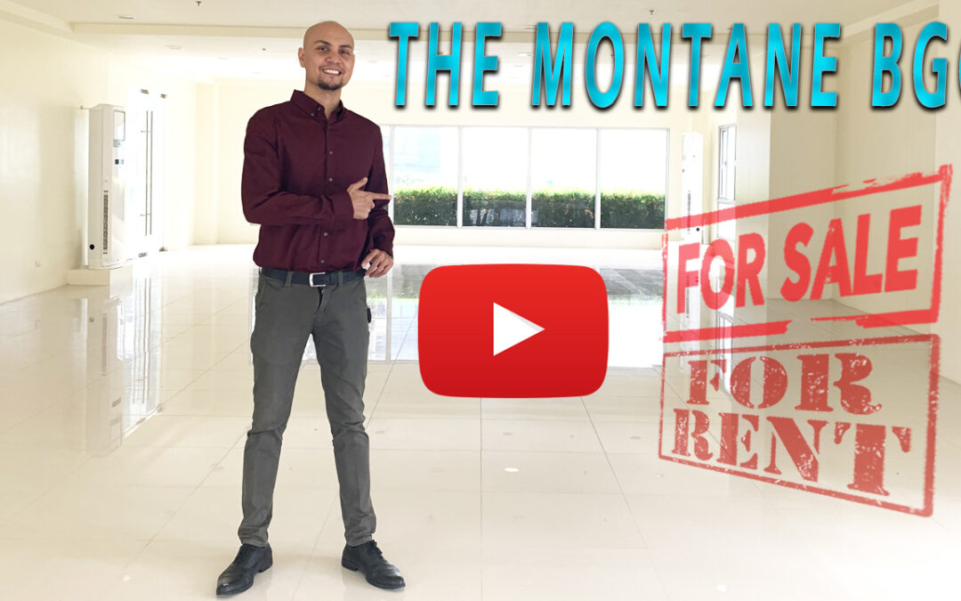 THE MONTANE BGC, FOR SALE/RENT